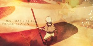 Just to sit still would be a sin by laforeze