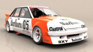 Peter Brock Commodore pt1 by motionmedia
