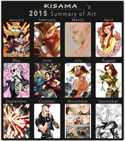 2015-Summary-of-Art by HyperLaceAlchemists