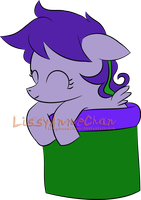 Commission: Pony Basket PedoRen by LadyLissyPluto