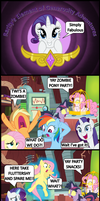 23 Rarity's Element of Generosity Adventures by bronybyexception