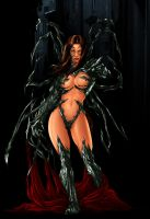 Witchblade by dylanliwanag