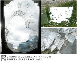 broken glass pack vol.1 by gremo-stock
