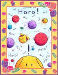 Just Wanted To Say Haro by Brenda-chan