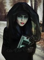 Black Magic (Witch) by DominiqueWesson
