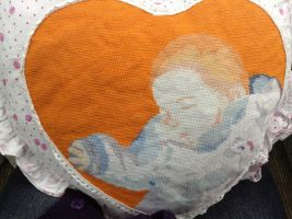 BABY MAISON CROSS STITCH by Louisiel