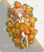 Carrot beauty by Quiss