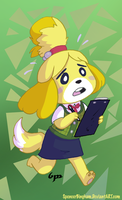 Isabelle by SpencerBingham