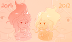 Flame Princess: Change by ask-finnandfionna