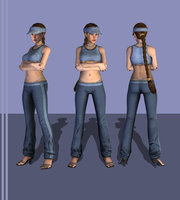 TR1HomeOutfit_Revisited wip 2 by tombraider4ever