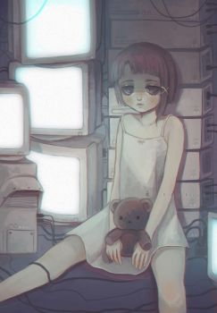 Lain by DrawKill