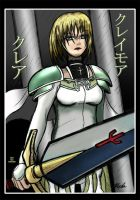 Claymore Clare by Kxela