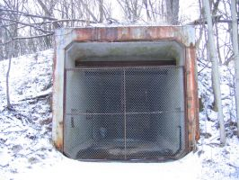 Munitions Bunker by digitalhomicide