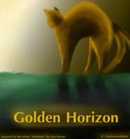 Golden Horizon Cover by thedoomedkitteh