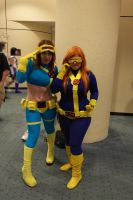 Cyclops at Fan Expo 2013 by TenderCosplay