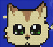 Goldpaw in Minecraft by Gold-Paw
