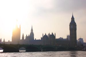 Houses of parliament... by JSWoodhams