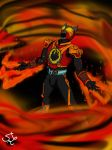 Kamen Rider Twilight - Incinerator by impules006