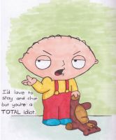 Stewie Griffin by Comrade47