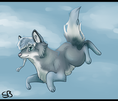 Trampoline by Forever-Wolfy