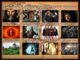 Middle Earth controversy meme by RobRulz1231Studios