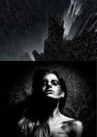 City and Juliet Simms.Comparison by AndTrueLoveWaits