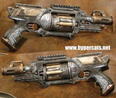 Post apoc ghetto blaster by Hypercats