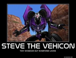 Steve the Vehicon by Arcee856