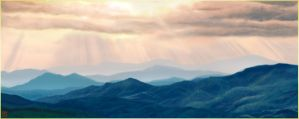 Soul of the Blue Ridge Mountains by WanderingDragon379