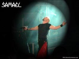 Samael Hellfest 2009 by Wild-Huntress