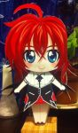 Rias Gremory papercraft by AngryRichie