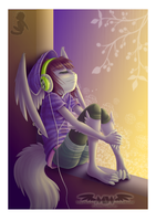.:I'm Better Off Alone:. by MoonyWings