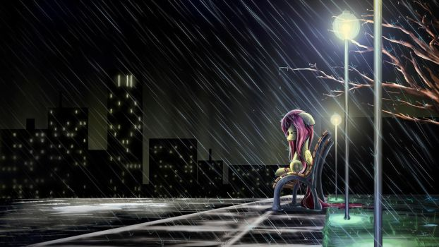 Downpour by flamevulture17
