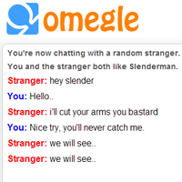 Omegle 2 by Dib-the-survivor