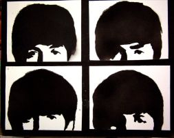 Beatles by feti