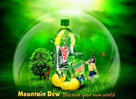 Mountain Dew by Oceandeep76