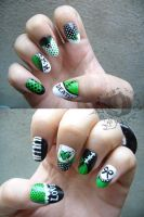 The Nails of Lady Death by Jacky-Hell-Oween