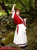 Himura Kenshin Costume by die-chan