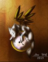 Only Time by Dara-Wulf
