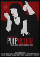 Pulp Fiction Poster by SamRAW08