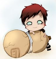 Gaara by Sunflower-Von