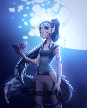 Hunter Epto .:Commission:. by Saige199
