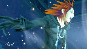 Axel PSP Wallpaper by Mick10