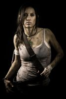 Tomb Raider Contest: Real Life Lara Croft Part. 1 by trentjones