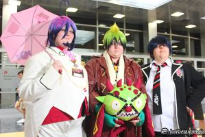 Anime Central 2013 - Blue Exorcist by GoodDokCosplay