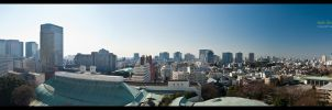 180 degrees of Tokyo by dtownley1