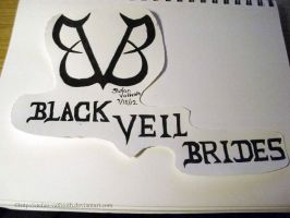 BVB Logo and Name Veiw 1 by Gothic-Rebel