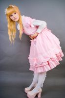 Pink Sweet Lolita Doll by Foxxy-Tomo