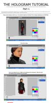 Turn a Photo into a Hologram 1 by PheonixKarr