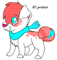 10 POINT PUPPY CLOSED by SpunkyAdopts